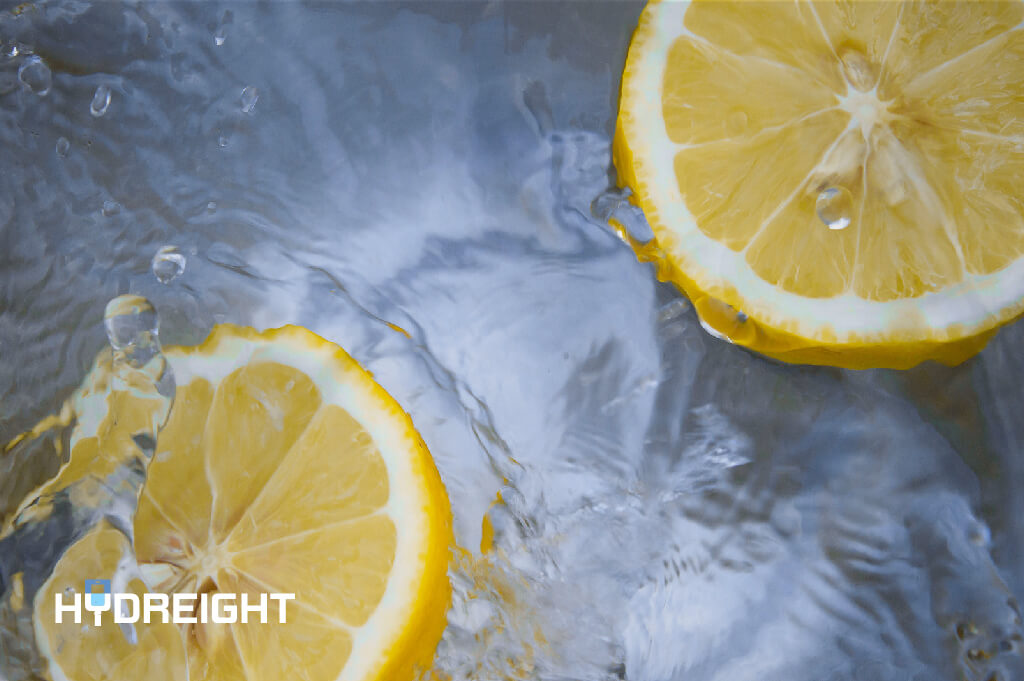 Nutrients - Lemon and Water